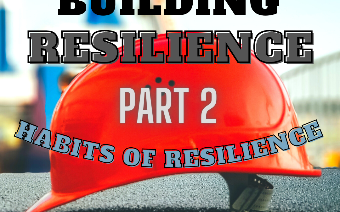 Building Resilience Part 2