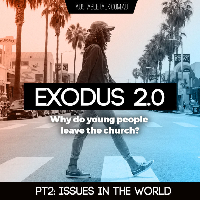 Exodus 2.0 Pt2: Issues in the world
